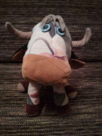 Мягкая игрушка подушка Корова 30х30 см
