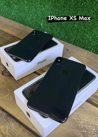 Iphone xs max 64 256 neverlock магазин гарантия 6 месяцев идеал