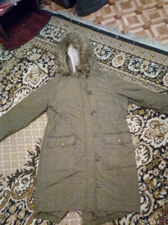 Женское пальтишко 14 размер