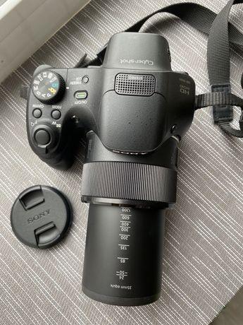 Фотоаппарат SONY Cyber-Shot HX300+флешка на 32гб
