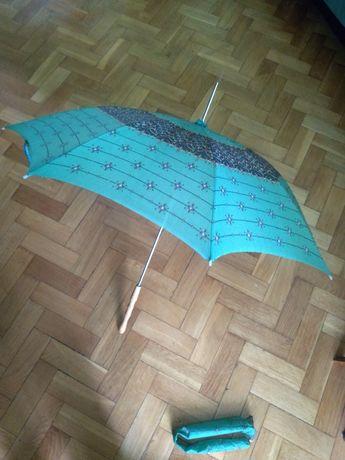Parasolka vintage z lat 80, świetny stan.
