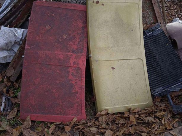 Крышка багажника 2103/2106 багажник