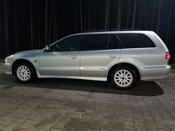 Mitsubishi Galant 2.0 z LPG, zadbany egzemplarz.