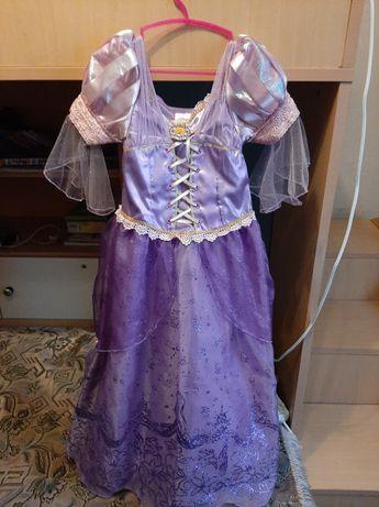 Продам нарядное платье, платье принцессы, снежинки