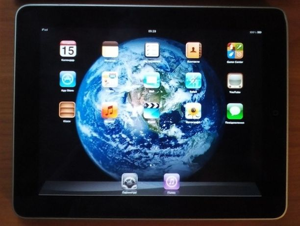 Планшет iPad 1  64gb