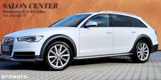Audi A6 Allroad 3,0 Tdi 272 Fotele Sport Pamięci Klima X4 Kamera