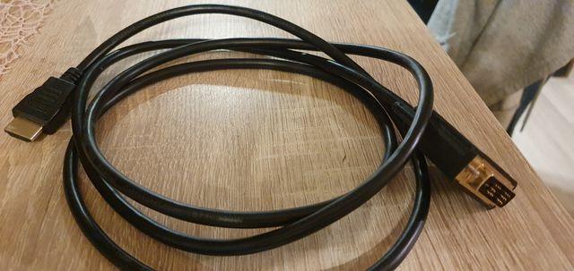 Kabel HDMI do DVI