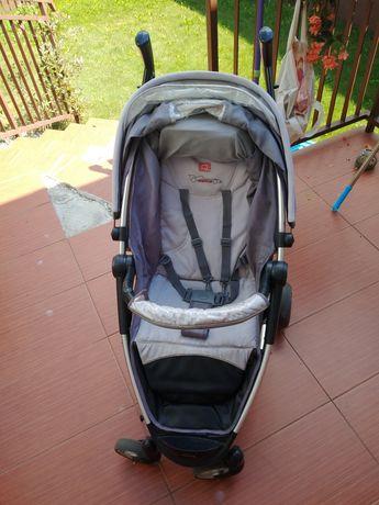 Wózek spacerowy - spacerówka Quatro Valencia