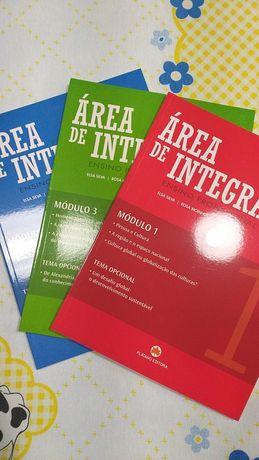Manual escolar área integral - ensino profissional