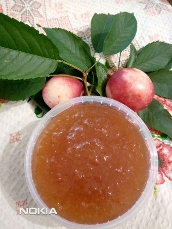 Варенье домашнее персик-нектарин