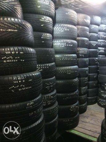 Распродажа летних шин б/у в размере 265/60 R18