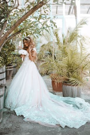 Весільна сукня Milla Nova Lorenzzo Rossi