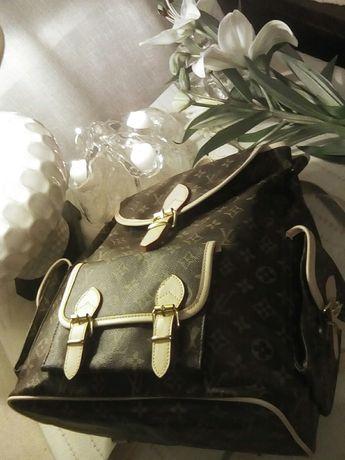 Plecak Louis Vuitton monogram.