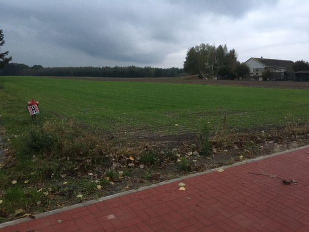 Działka rolno-budowlana 7600 m Ługi k/Zwoleń Puławy
