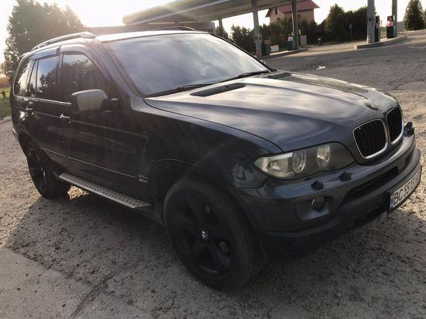 Продаю BMW X5 E53 3.0D