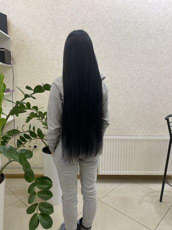 Наращивание волос 80см 150 гр .5500