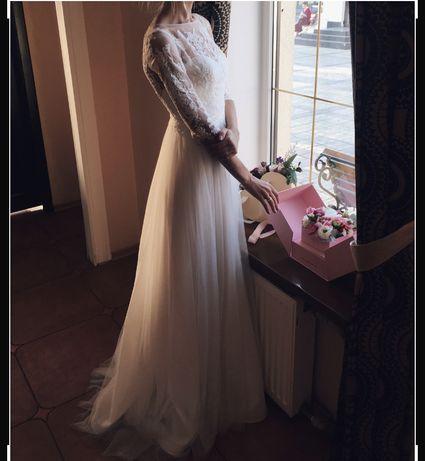 Идеальное Свадебное платье LITE BY DOMINISS