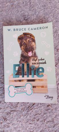 Książka był sobie szczeniak Ellie