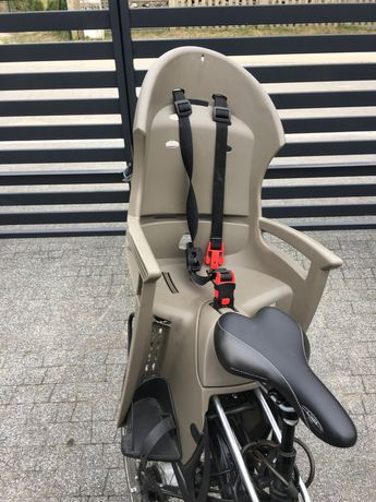 Hamax Siedta fotelik rowerowy regulowany