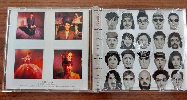 The best of Talking Heads płyta CD