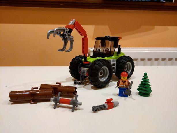 Lego City 60181 Traktor Leśny - drugi zestaw