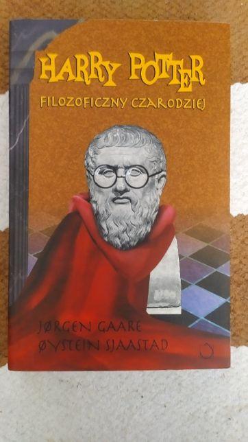 Książka Harry Potter - filozoficzny czarodziej