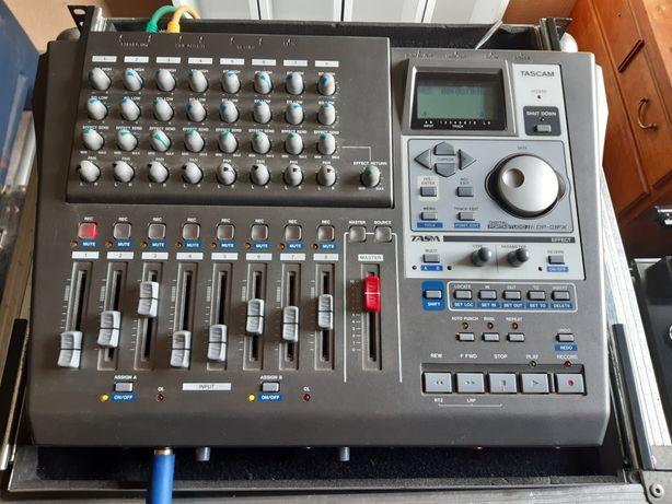 Tascam DP-01FX cyfrowy rejestrator dźwięku audio