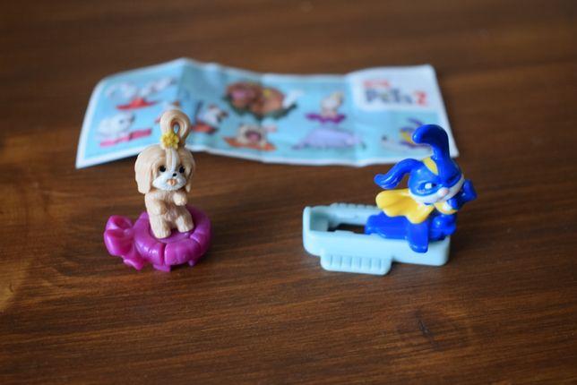 Игрушки Киндер, Тайная жизнь домашних животных