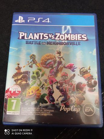 Plants vs zombies gra ps4 pl