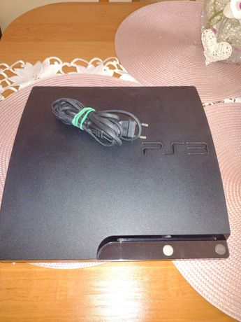 Ps3 slim 320 GB 2 pady 36 gier. Zamiana Xbox 360.