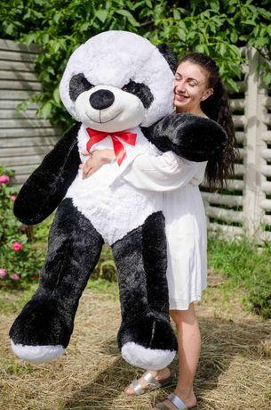 Большая плюшевая Панда! Ведмедик! Мягкие игрушки! Доступные цены!