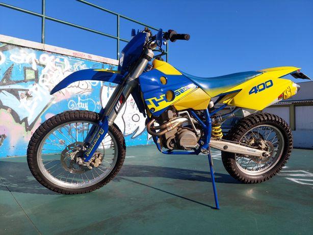 Husaberg FE 400 de 2002
