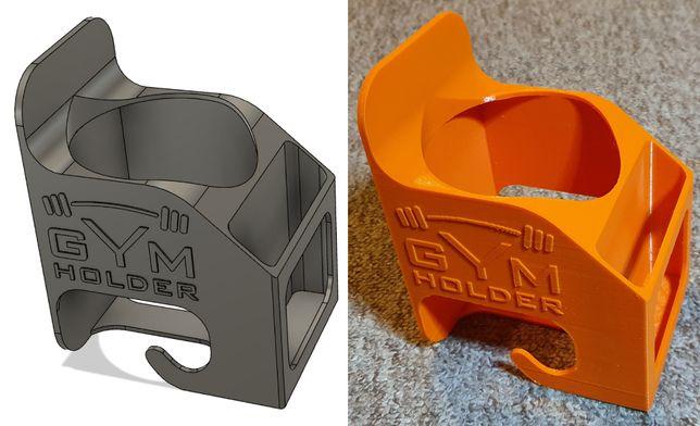 Duży druk 3D - 500x500x500 mm | Drukowanie wielkoformatowe FV Poznań