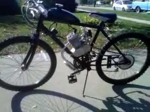 Kit completo 80cc para bicicleta (entrega a cobrança em 24h)