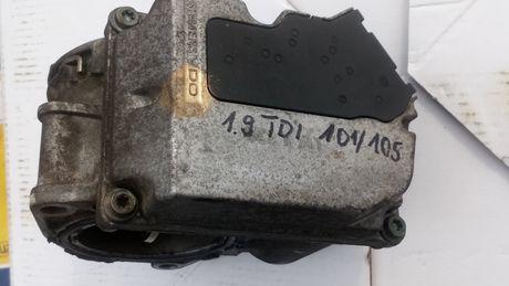 przepustnica 1,9tdi 105km BXE skoda audi volkswagen