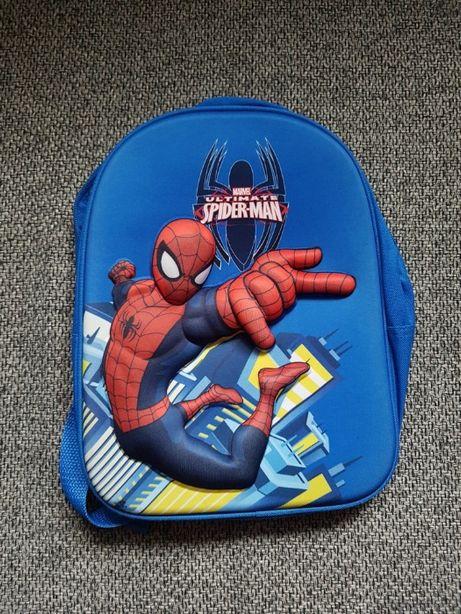 plecak mały przedszkolny Marvel Spiderman 3D