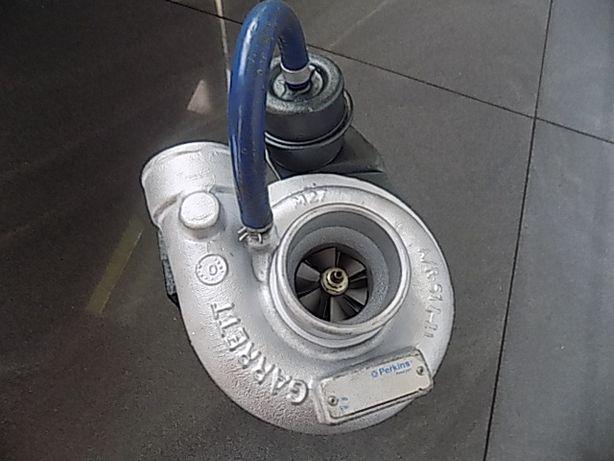 Turbosprężarka Perkins JCB koparka ciągnik wszystkie typy naprawa nowe