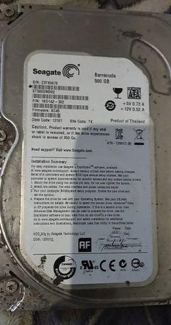 жесткий диск на 500 гиг нерабочий