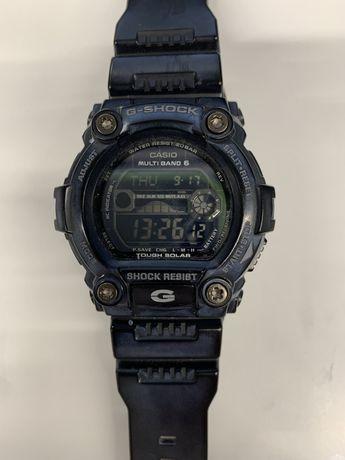 Casio G-Shock GW-7900B-1ER - solar e contro por radio