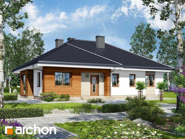 Projekt domu w Bodziszkach/Dom w Bodziszkach