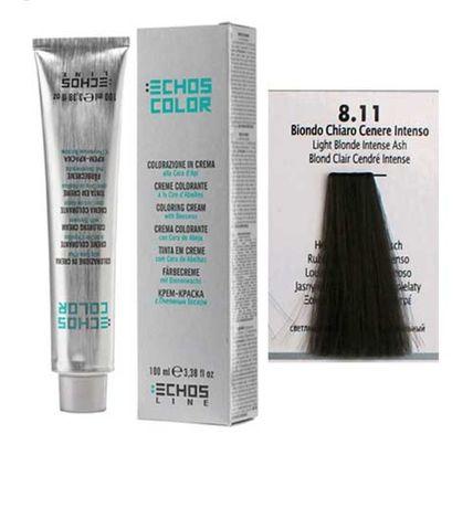 Краска для волос Echos line 8.11 и 9.01