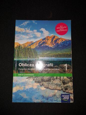 Oblicza geografii 1 Podręcznik ZP Nowa Era 2019