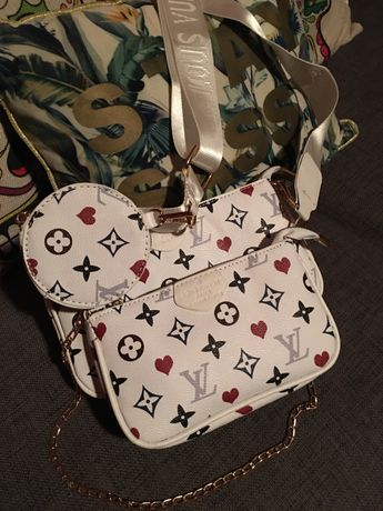 Torebka louis vuitton 3 w 1