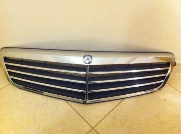 Grelha frontal Mercedes / Para-choques