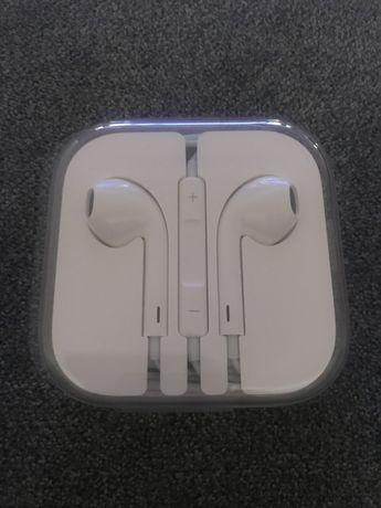 Nowe słuchawki douszne Apple
