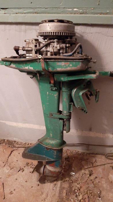 Лодочный мотор Ветерок 12 Пойма - изображение 1