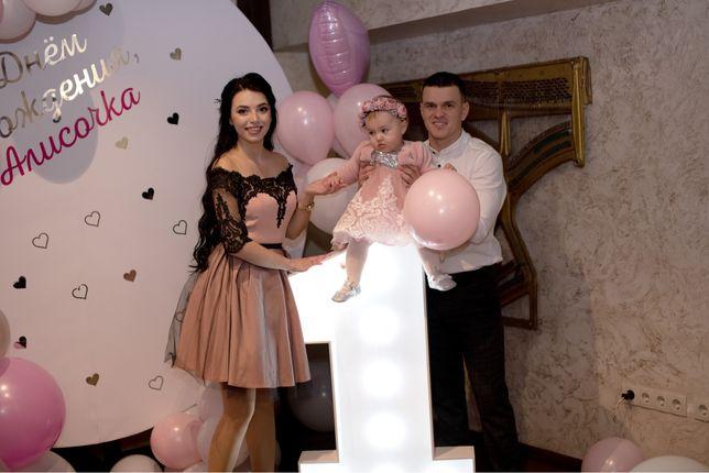 Продам Family look, два платья мама и дочка