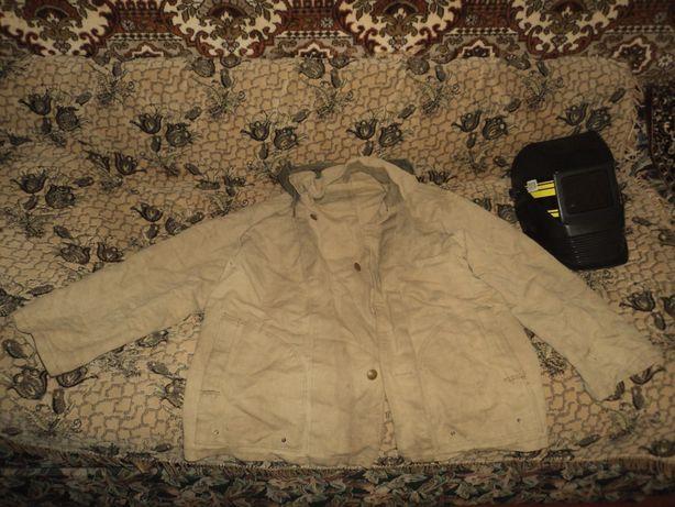 Куртка сварщика + щиток