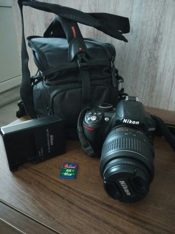 Фотокамера Nikon d 3100