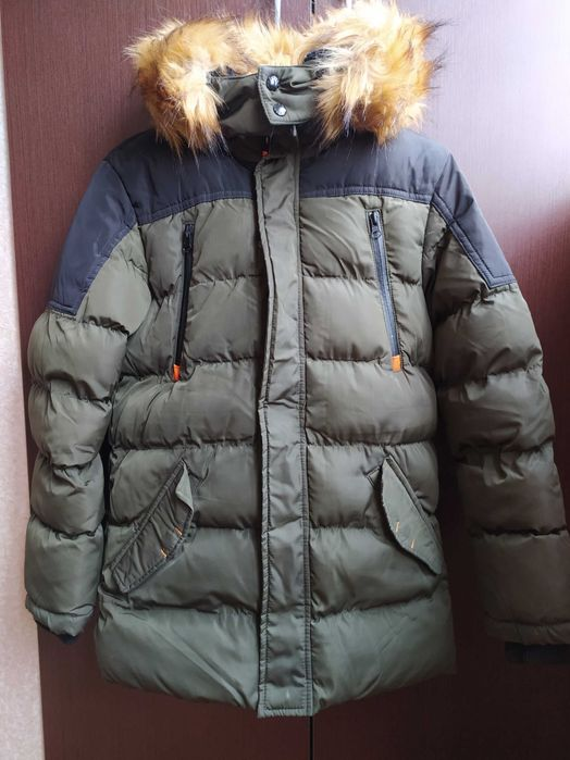 куртка зимняя Glo- Story на мальчика, размер 146-152 Харьков - изображение 1